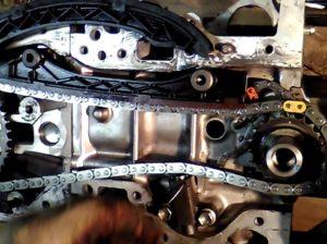 Двигатель 2GR FE